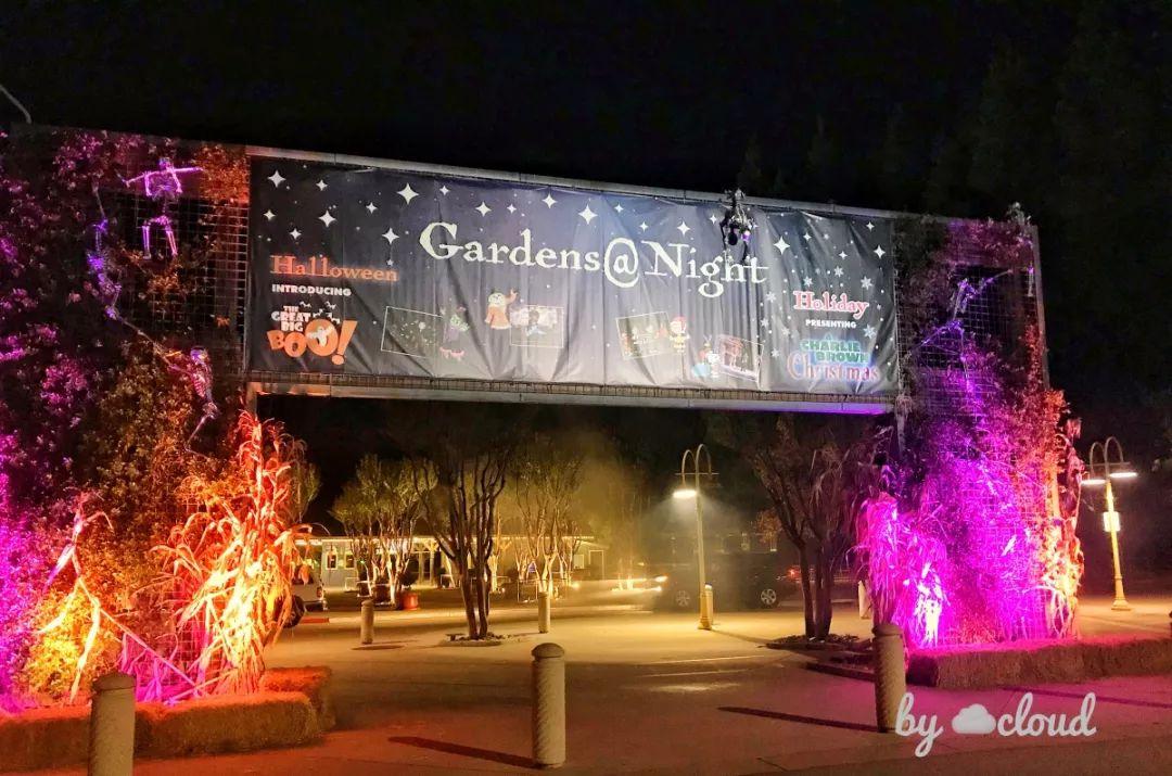 Gilroy Garden Garden Night Holiday Night Tickets Family Friendly